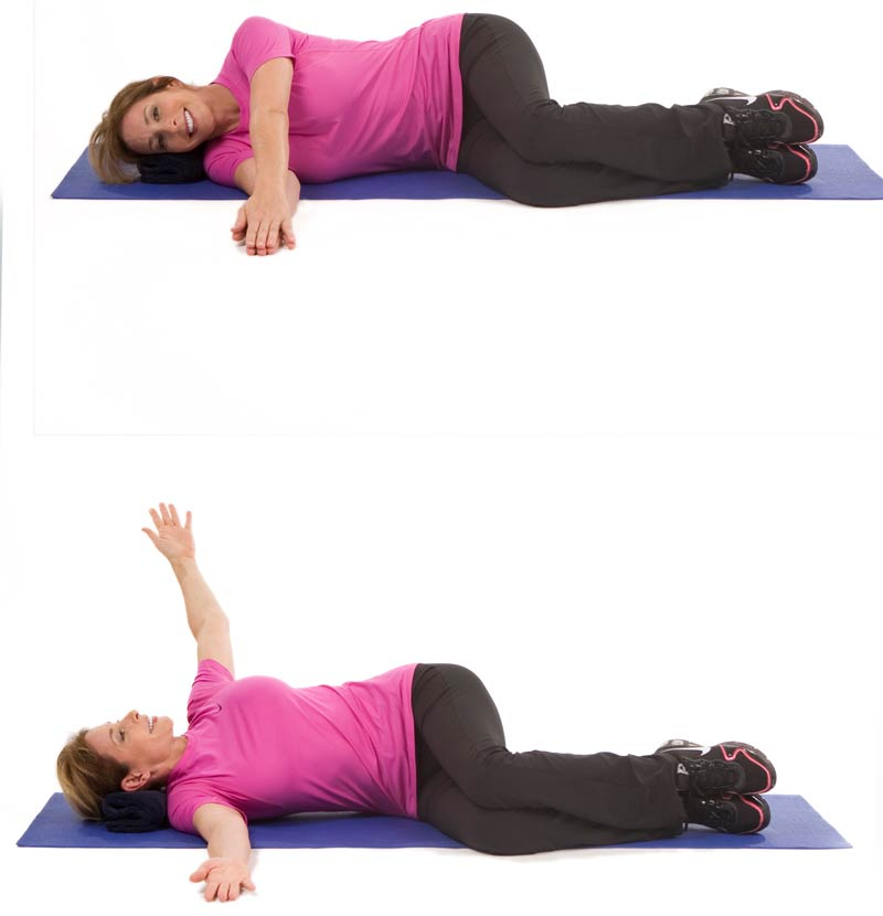 Thoracic Mobility Pose
